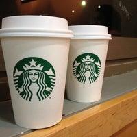 Photo taken at Starbucks by Hussain S. on 4/17/2012