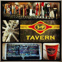 Photo taken at T&P Tavern by Beer P. on 8/16/2012