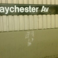 Photo taken at MTA Subway - Baychester Ave (5) by Nigel T. on 6/12/2012