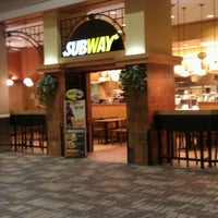 Photo taken at Subway by Sterling H. on 10/23/2011
