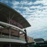 Photo taken at AEON Town by Hiroaki F. on 10/1/2011