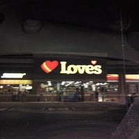 Photo taken at Love's Travel Stop by Austin D. on 11/22/2011
