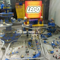 Photo taken at Lego Store by Bonnie E. on 1/23/2012