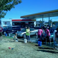 Photo taken at Shell by Jessica S. on 9/2/2012
