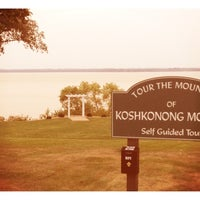 Photo taken at Koshkonong Mounds Country Club by Danielle K. on 8/31/2012