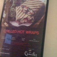 Photo taken at Camilles Sidewalk Cafe by Itzy R. on 3/16/2011