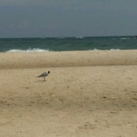 Photo taken at Saint George Island, FL by Andrew H. on 7/6/2012