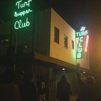 Photo taken at Turf Supper Club by Ramon R. on 2/22/2012