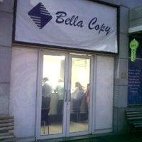 Foto tirada no(a) Bella Copy por Marcelo S. em 12/13/2011