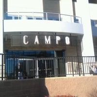 Photo taken at CAMPO by Hotel B. on 11/25/2011