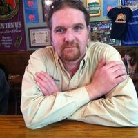 Photo taken at Lucky Baldwins Delirium Pub Cafe by Keith O. on 2/24/2012