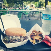 Photo taken at Hubcap Grill by A.F. on 6/14/2012