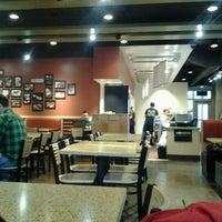 Photo taken at Qdoba Mexican Grill by Ruben E. on 1/24/2012