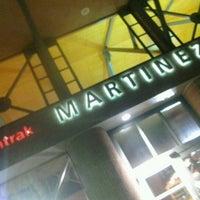 Photo taken at Martinez Station (MTZ) by Jordan F. on 1/27/2012