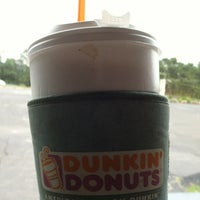 Photo taken at Dunkin' Donuts by Beverly B. on 7/28/2012