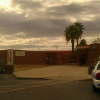 Photo taken at Mohave Middle School by Allie G. on 10/6/2011
