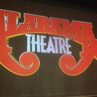 Foto scattata a Alabama Theatre da Chris G. il 4/5/2012