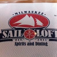 5/20/2011에 Nicholas Z.님이 Milwaukee Sail Loft에서 찍은 사진