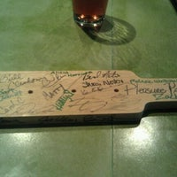 Photo taken at Mellow Mushroom by Scott L. on 11/29/2011