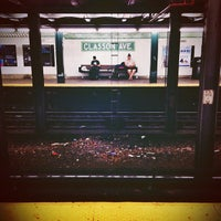 Photo taken at Classon Avenue by Josh F. on 8/26/2012