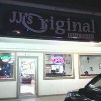 Photo taken at Jjs Original Pizza by Robert B. on 2/7/2012