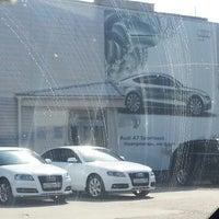 Photo taken at Audi (АвтоПремьер) by 💖Djulia 👑 M. on 7/4/2012