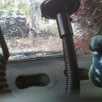 Photo taken at 3 Minute $3  Car Wash by Marian on 2/29/2012