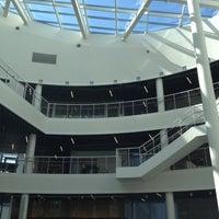 Photo taken at Reykjavík University by Brad F. on 5/29/2012