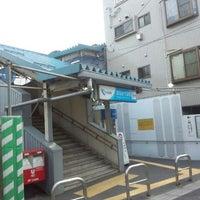 Photo taken at Setagaya-Daita Station (OH08) by Togashi K. on 7/27/2012