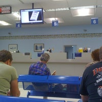 Photo taken at Maryland Motor Vehicle Administration (MVA) by Millie K. on 8/24/2011