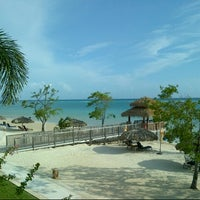 Photo taken at Sandals Whitehouse European Village & Spa by Vicario Brensley P. on 8/29/2012