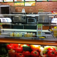 Photo taken at SUBWAY by Christopher B. on 12/29/2010