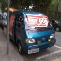 Photo taken at Hot Dog by Rodrigo S. on 11/23/2011
