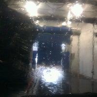 Photo taken at Kiss Car Wash by Kieran H. on 11/2/2011