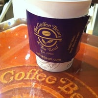 Photo taken at The Coffee Bean and Tea Leaf by Andrea J. on 1/21/2012
