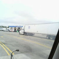 Photo taken at TravelCenters of America by Yolanda Y. on 10/28/2011