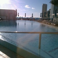 Photo taken at Epic Rooftop Pool by Anom on 6/19/2011
