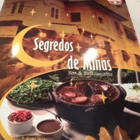 รูปภาพถ่ายที่ Segredos de Minas โดย Carlos V. เมื่อ 4/17/2012