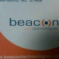 Photo taken at Beacon Technologies by Ashley A. on 11/14/2011