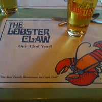 Photo taken at The Lobster Claw by Jelani M. on 9/8/2011