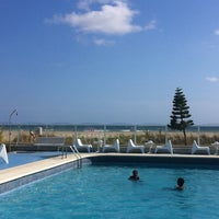 Photo taken at Casanovas Beach Club by Deborah G. on 8/28/2011
