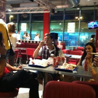 Photo taken at Burger King by Carlo A. on 6/23/2012