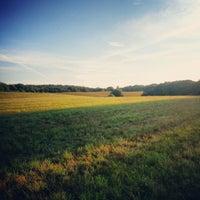 Photo taken at De fredet marker by Soffie R. on 9/3/2012