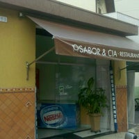 Photo taken at Sabor & Cia by Wagner S. on 5/9/2012