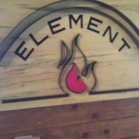 Photo taken at Element Wood Fire Pizza by Robert J. on 4/16/2012