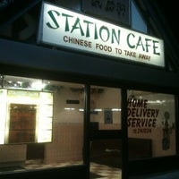 Photo taken at Station Cafe by Calum M. on 11/24/2011