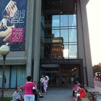 Photo taken at Grand Théâtre de Québec by ʌlı on 6/20/2012