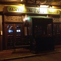 2/13/2012 tarihinde Mike M.ziyaretçi tarafından Amsterdam Ale House'de çekilen fotoğraf