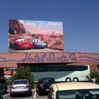 Photo prise au Disney's Hotel Santa Fe par Antonio R. le7/25/2012