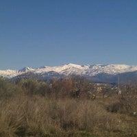 Photo taken at Descampado Perruno by Rafa R. on 1/30/2012